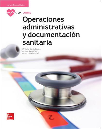 OPERACIONES ADMIN. Y DOCUMEN.SANITARIA GM 17 CF.
