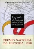 ESPAÑA REFLEXIONES SOBRE EL SER DE ESPAÑA