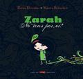 ZARAH : ¿NO TENS POR, OI?