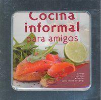 PACK CHOCOLATE/COCINA INFORMAL AMIGOS