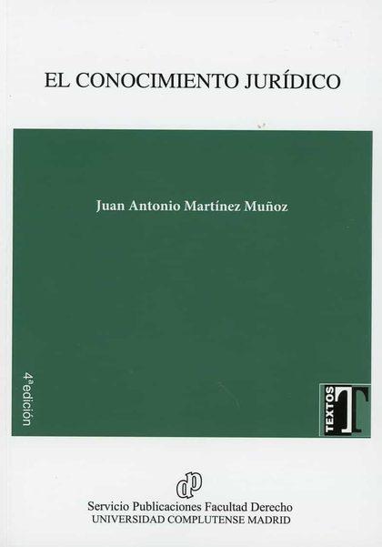 CONOCIMIENTO JURÍDICO 2020.