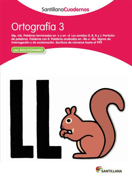 CDN 3 ORTOGRAFIA ED12