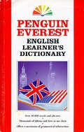 PEGUIN EVEREST ENGLISH LEARNERS DICTIONARY