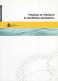 METODOLOGÍA DE MODELIZACIÓN DE PROCEDIMIENTOS ADMINISTRATIVOS