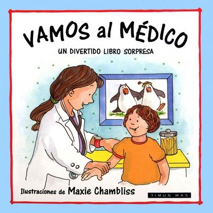 VAMOS AL MEDICO UN DIVERTIDO LIBRO SORPRESA