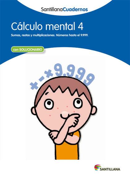 CDN 4 CALCULO MENTAL ED12