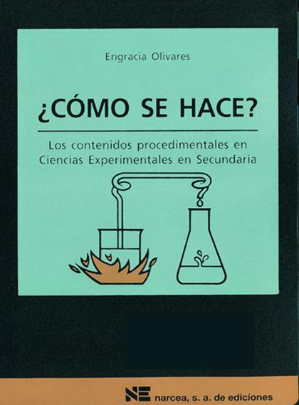 COMO SE HACEN LOS CONTENIDOS PROCEDIMENTALES EN CIENCIAS EXPERIMENTALE