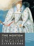 THE NORTHON ANTHOLOGY OF ENGLISH LITERATURE VOL. I 9ª EDICION