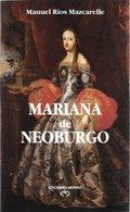 MARIANA DE NEOBURGO. SEGUNDA ESPOSA DE CARLOS III