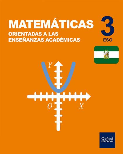 MATEMÁTICAS ACADÉMICAS 3ºESO. INICIA DUAL. ANDALUCÍA