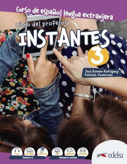 INSTANTES 3. LIBRO DEL PROFESOR.