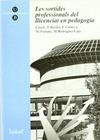 LES SORTIDES PROFESSIONALS DEL LLICENCIAT EN PEDAGOGIA