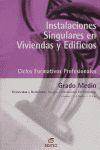 INSTALACIONES SINGULARES EN VIVIENDAS Y EDIFICIOS