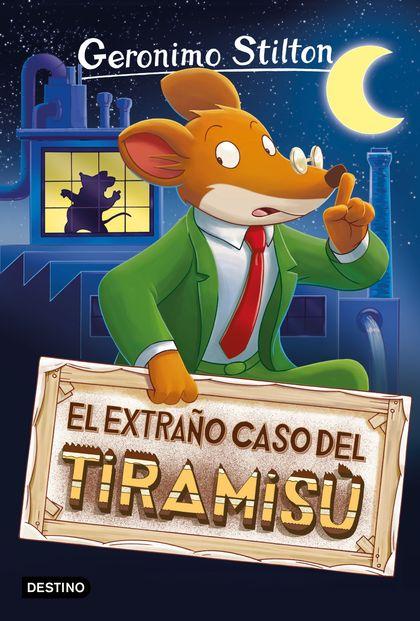 EL EXTRAÑO CASO DEL TIRAMISÚ.