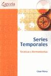 SERIES TEMPORALES-TECNICAS Y HERRAMIENTAS.