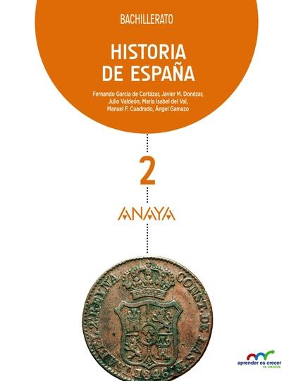 HISTORIA DE ESPAÑA 2..