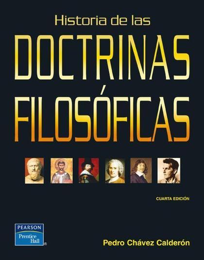 Historia de las doctrinas filosóficas. Cuarta edición