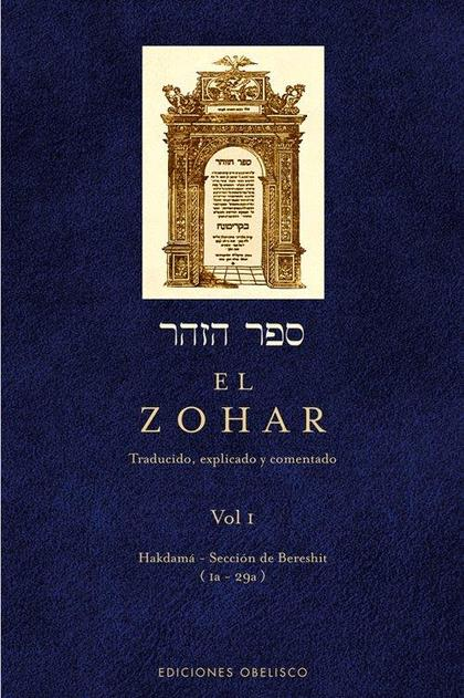 ZOHAR (VOL. I), EL (N.E.).