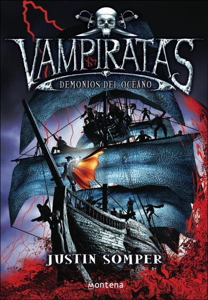 VAMPIRATAS I DEMONIOS DEL OCEANO