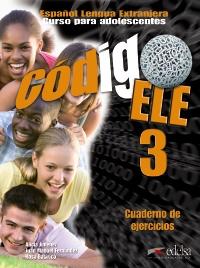 CÓDIGO ELE 3. CUADERNO DE EJERCICIOS