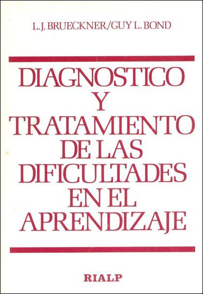 DIAGNOSTICO Y TRATAMIENTOS DE LAS ENFERM