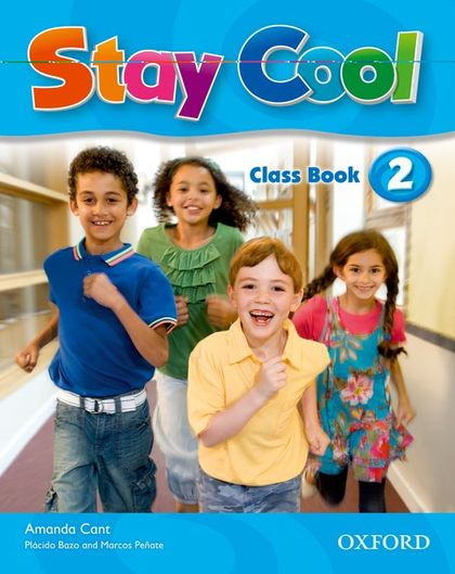 (11).STAY COOL 2O.PRIM.(CLASS BOOK+CD).