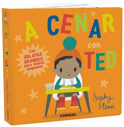 A CENAR CON TED.