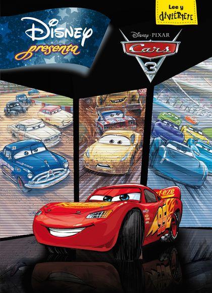 CARS 3. DISNEY PRESENTA.