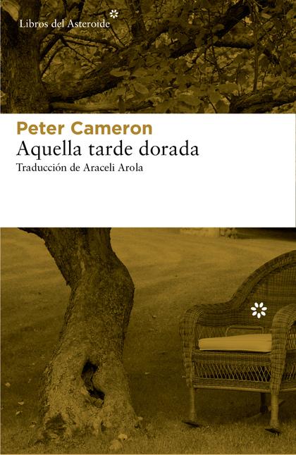 AQUELLA TARDE DORADA.