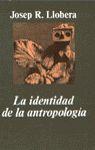 IDENTIDAD ANTROPOLOGIA