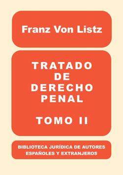 TRATADO DE DERECHO PENAL, II..