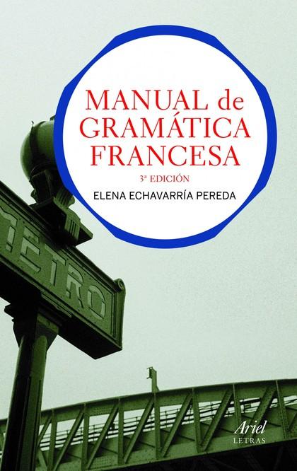 MANUAL DE GRAMÁTICA FRANCESA.