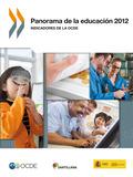 PANORAMA PARA LA EDUCACIÓN 2012.