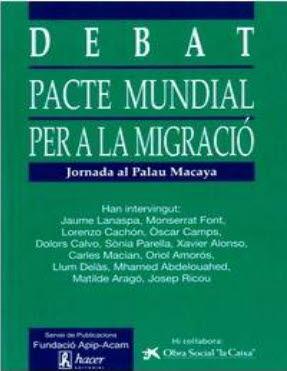 DEBAT SOBRE EL PACTE MUNDIAL PER A LA MIGRACIÓ.