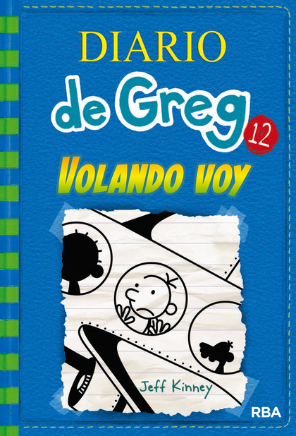 DIARIO DE GREG 12. EBOOK.