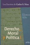 DERECHO MORAL Y POLITICA I