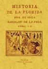 HISTORIA DE LA FLORIDA (TOMOS 1 Y 2).