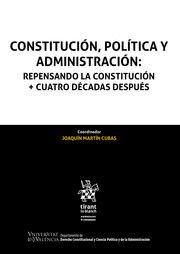 CONSTITUCIÓN POLÍTICA Y ADMINISTRACIÓN:.