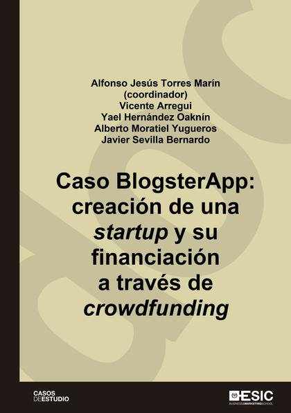 CASO BLOGSTERAPP                                                                CREACIÓN DE UNA