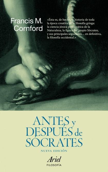 ANTES Y DESPUÉS DE SÓCRATES.