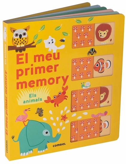EL MEU PRIMER MEMORY. ELS ANIMALS.