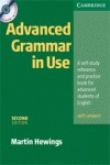 ADVANCED GRAMMAR IN USE ( CON CD ROM ) WITH ANSWERS.