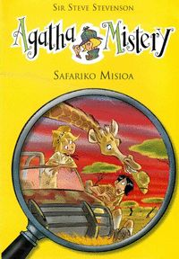 AGATHA MISTERY 8 SAFARIKO MISIOA.