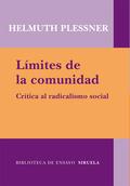 LÍMITES DE LA COMUNIDAD : CRÍTICA AL RADICALISMO SOCIAL