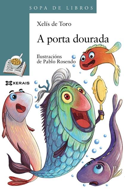 A PORTA DOURADA.