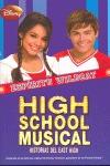 HIGH SCHOOL MUSICAL. ESPIRITU WILDCAST.ESPIRITU WILDCAT