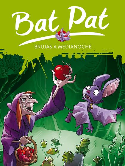 BAT PAT 2. BRUJAS A MEDIANOCHE.BAT PAT Nº 2