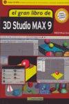EL GRAN LIBRO DE 3D STUDIO MAX 9