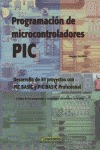 PROGRAMACIÓN DE MICROCONTROLADORES PIC