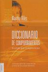 DICCIONARIO DE COMPORTAMIENTOS GESTION POR COMPETENCIAS